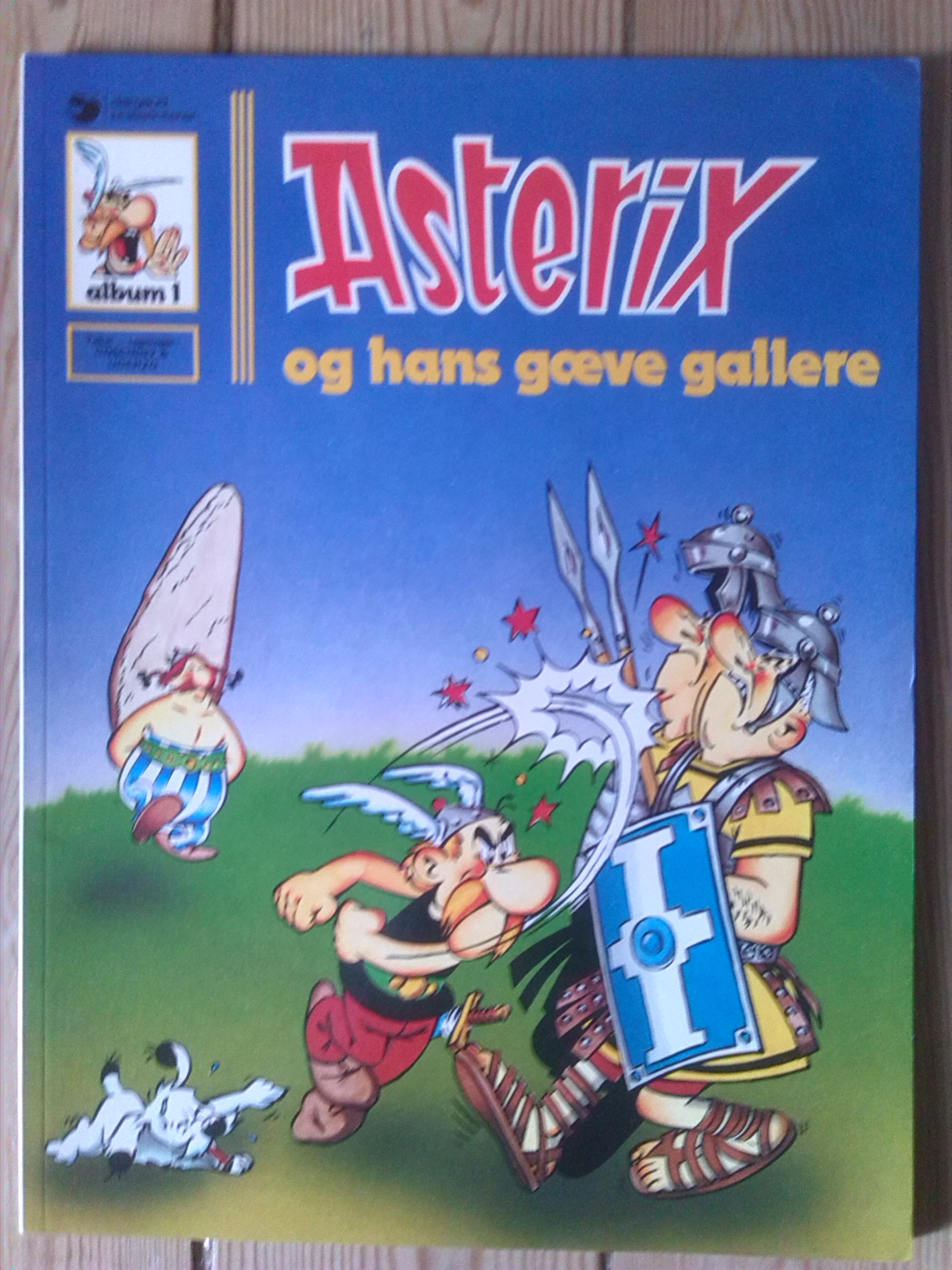 Asterix nr 1/1979 : Aster...